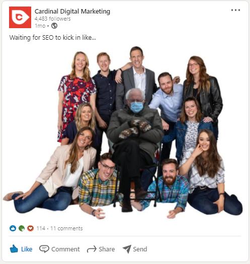 using UGC to increase social engagement