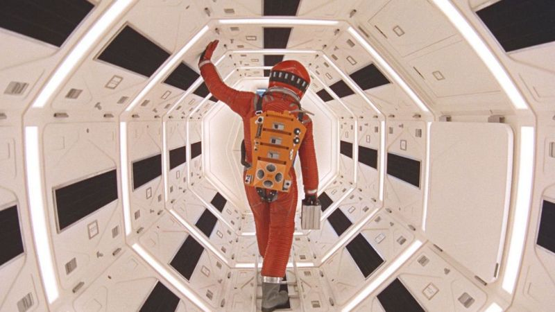 Space Odyssey Ahead of its time
