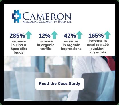 cameron case study