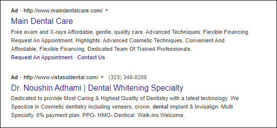 DSO PPC Ads