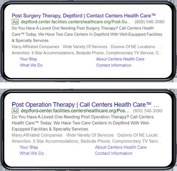 Senior Living Marketing Case Study Google Ads Campaign