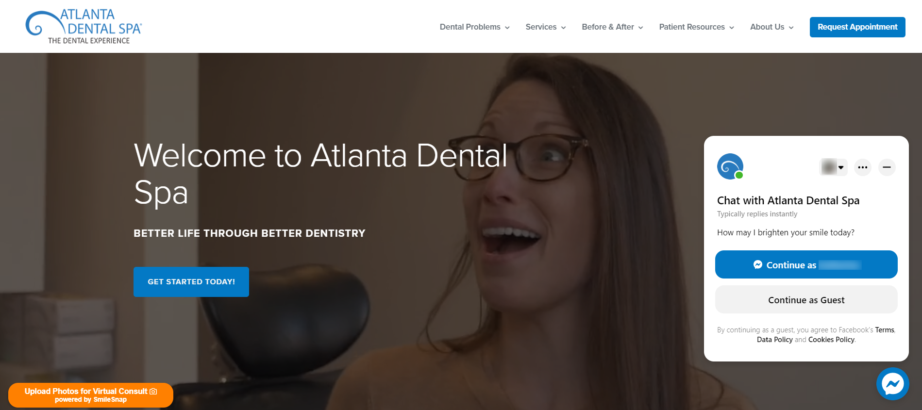 dental trends chatbot